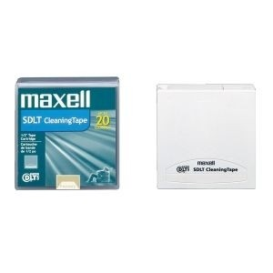 Maxell 183710 SDLT-220 Cleaning Cartridge