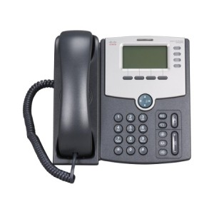 Cisco SPA504G 4-Line IP Phone with 2-Port Switch, PoE and LCD Display
