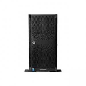 HP ProLiant ML350 Gen9 Hot Plug 8SFF Configure-to-order Tower Server 2 (optional) x HP Smart Socket Guides 24 DIMM slots for RDIMM, LRDIMM DDR4 Memory HP Dynamic Smart Array B140i HP Embedded 1Gb Ethernet 4-port 331i Adapter