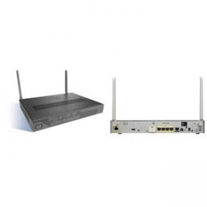 Secure Router with WAN FE and Embedded 3G EVDO Rev A with SMS/GPS for Sprint Networks