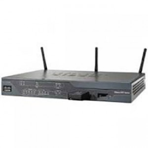 Cisco 887 ADSL2/2+ Annex A Router with 802.11n ETSI Compliant