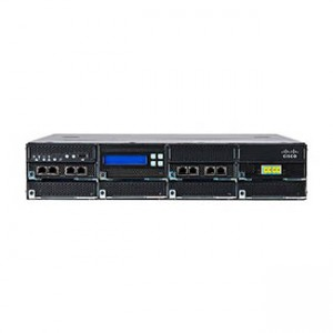 Cisco FirePOWER 8390 Chassis. 8U. 4 Slots (40Gbps Ready)