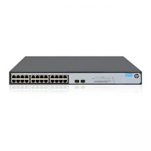 HPE OfficeConnect 1420-24G-2SFP+ 10G Uplink Switch