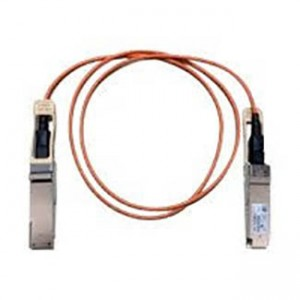 Cisco 40GBase-AOC QSFP direct-attach active optical cable, 7-meter