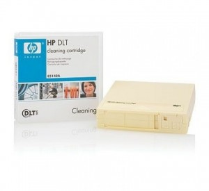 HP C5142A-KIT DLT Cleaning