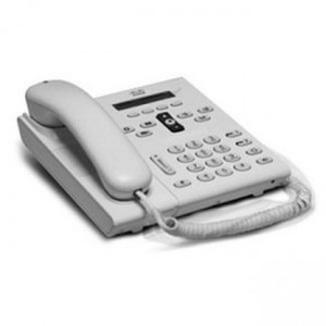 Spare Footstand for 6911 IP Phone, White
