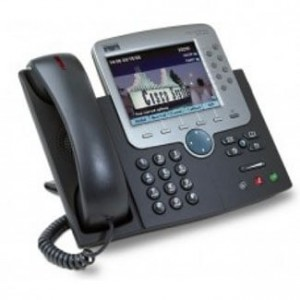 Cisco Unified IP Phone 7975, Gig Ethernet, Color Cisco 7900 Unified IP Phone