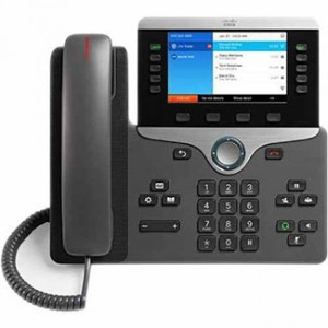 UNIFIED IP PHONE 8841 CHARCOAL