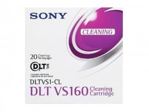Sony DLTVS1-CL DLT Cleaning Data Cartridge Tape