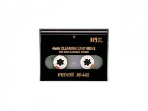 Maxell 186990 DAT Cleaning Data Cartridge