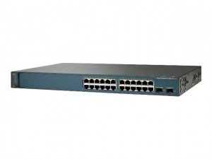 Cisco Catalyst 3560V2 Series 24 Ports Layer 3 Switch